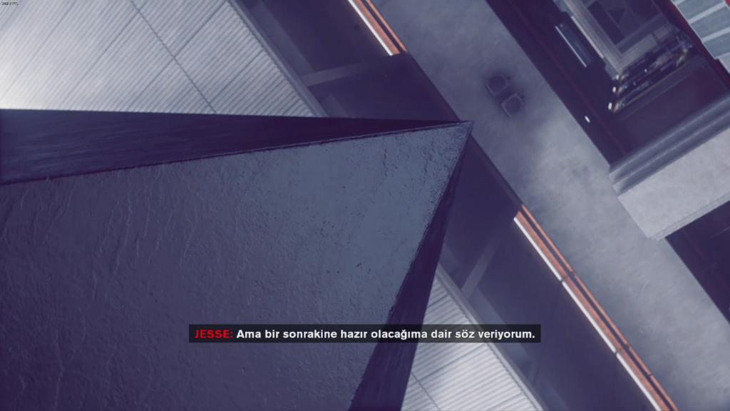 Control: Foundation DLC'sindeki bir cutscene.